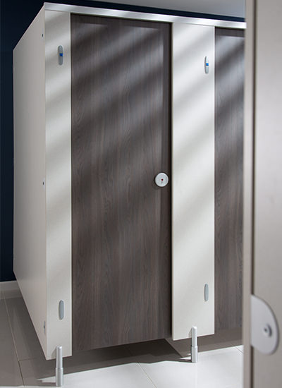 Malvern Plus Toilet Cubicle